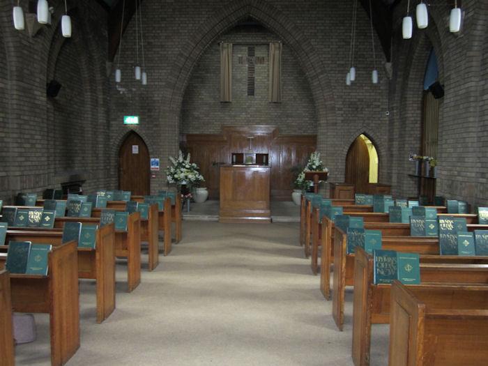 Croydon Crematorium Cemetery Photos